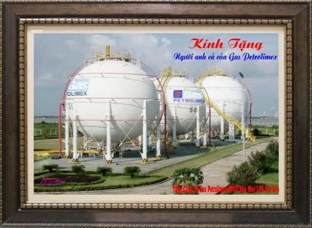 Nhà máy GAS PETROLIMEX